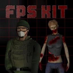 001 3D FPS / Survival Horror Demo