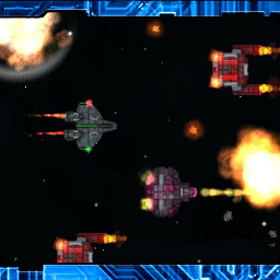 001 Space Shooter