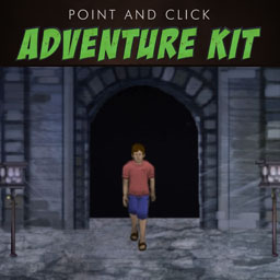 001 Point & Click Adventure Demo